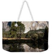 El Capitan In Yosemite 2 Weekender Tote Bag