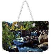 El Dorado Falls Weekender Tote Bag