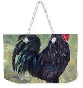 El Gallo - The Cockerel Weekender Tote Bag
