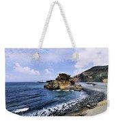 El Golfo Beach On Lanzarote Weekender Tote Bag