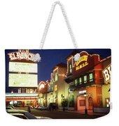 El Rancho Vintage Vegas Weekender Tote Bag