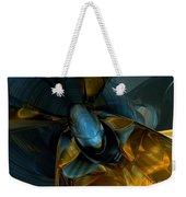 Elated Abstract Weekender Tote Bag