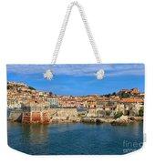 Elba Island - Portoferraio  Weekender Tote Bag
