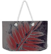 Elderberry Leaf Weekender Tote Bag
