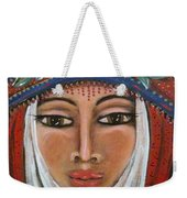 Eleanor Of Aquitaine The Lioness In Winter Weekender Tote Bag