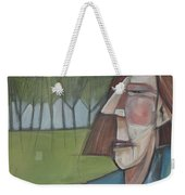 Eleanor Rigby Avec Chardonnay Weekender Tote Bag