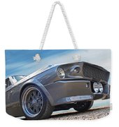 Eleanor's Day Out Weekender Tote Bag
