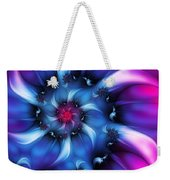 Electric Colours Weekender Tote Bag