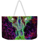 Electric Glowing Personality Weekender Tote Bag