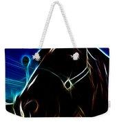 Electric Horse Weekender Tote Bag
