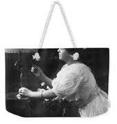Electric Lamp, 1908 Weekender Tote Bag