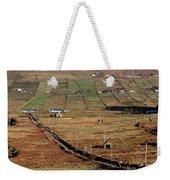 Electric Landscape Weekender Tote Bag