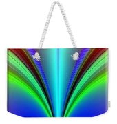 Electric Rainbow Orb Iphone Case Weekender Tote Bag