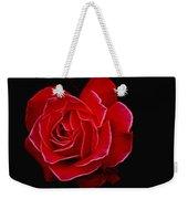 Electric Rose Weekender Tote Bag