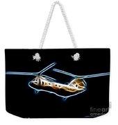 Electric Sea Knight Weekender Tote Bag
