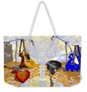 Electrical Meltdown 3 Weekender Tote Bag