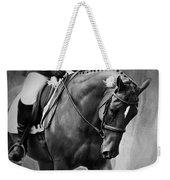 Elegance - Dressage Horse Weekender Tote Bag