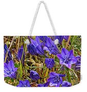 Elegant Brodiaea In Tilden Regional Park-california   Weekender Tote Bag