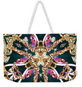 Elegant Manifest Weekender Tote Bag