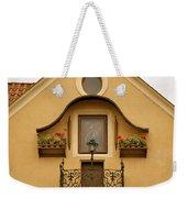 Elegant Prague Weekender Tote Bag