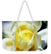 Elegant Rose Palm Springs Weekender Tote Bag
