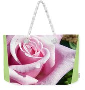 Elegant Royal Kate Rose Weekender Tote Bag by Will Borden