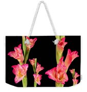 Elegant Sensual Romantic Flower Bouquet For Valentine's Day Weekender Tote Bag