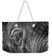 Elephant Eye Weekender Tote Bag