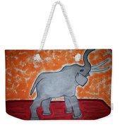 Elephant N Time Out Weekender Tote Bag