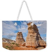 Elephant's Feet Rock Formation Weekender Tote Bag