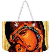 Eleusa Icon Weekender Tote Bag
