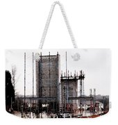 Elevator Going Up Weekender Tote Bag