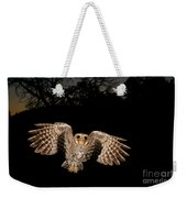 Elf Owl Weekender Tote Bag by Scott Linstead