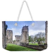 Elgin Cathedral Community - 19 Weekender Tote Bag by Paul Cannon