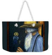 Eli Remembers Weekender Tote Bag