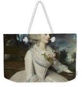Elizabeth Countess Of Warwick Weekender Tote Bag