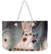 Elizabeth I Of England Weekender Tote Bag