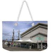 Elizabeth Street Pier Hobart Weekender Tote Bag