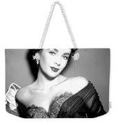 Elizabeth Taylor  Weekender Tote Bag by Studio Release