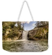 Elk Creek Falls 31 Weekender Tote Bag