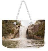 Elk Creek Falls 36 Weekender Tote Bag