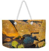 Elk Mountain Sunset Weekender Tote Bag