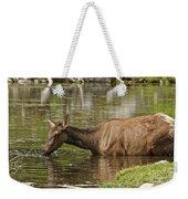 Elk Pictures 36 Weekender Tote Bag