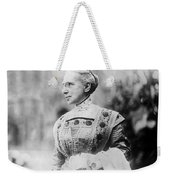Ella Flagg Young (1845-1918) Weekender Tote Bag