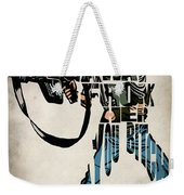 Ellen Ripley From Alien Weekender Tote Bag by Inspirowl Design
