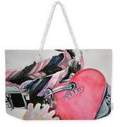 Ellie's Tags Weekender Tote Bag