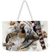 Elliot's Pheasant Weekender Tote Bag
