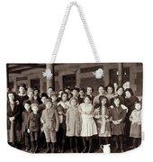 Ellis Island, C1908 Weekender Tote Bag