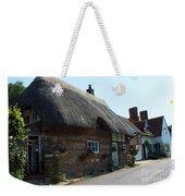 Elm Cottage Nether Wallop Weekender Tote Bag