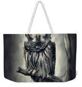 Elusive Owl Weekender Tote Bag